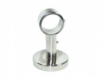 28mm Stainless Steel Ceiling Curtain Pole Bracket